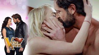 Graciela y David viven una noche de pasión | Vino el amor - Televisa