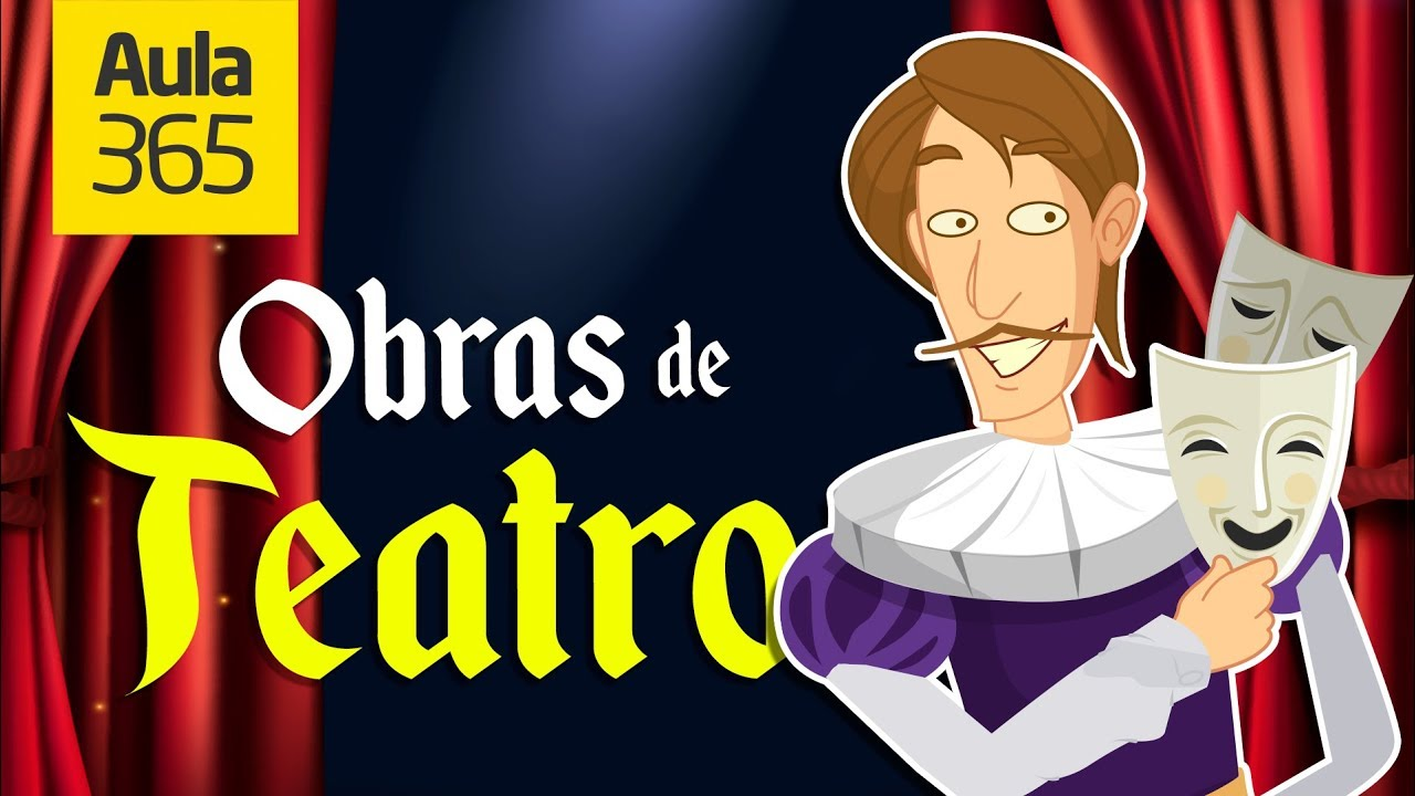 Qué Son Las Obras De Teatro Cómo Se Hacen Videos Educativos Aula365 Youtube