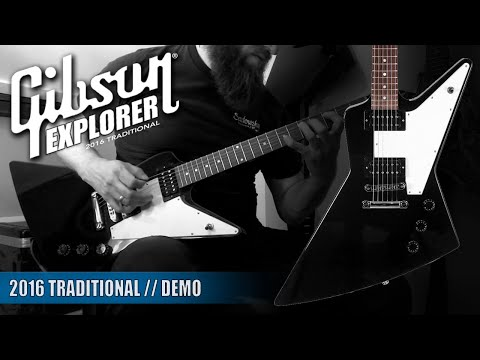 Gibson Explorer 2016 T - Sounds & Visions