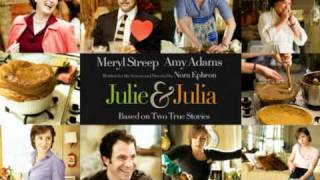 Julie & Julia (soundtrack) - Time After Time (Instrumental) - 11