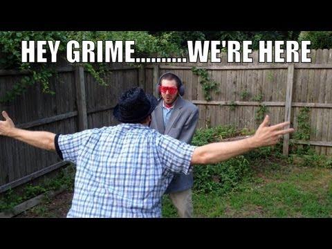 Grim's Toy Show ep 548: Grim gets revenge on GRIME Wyatt family style! WWE wrestling figures fight