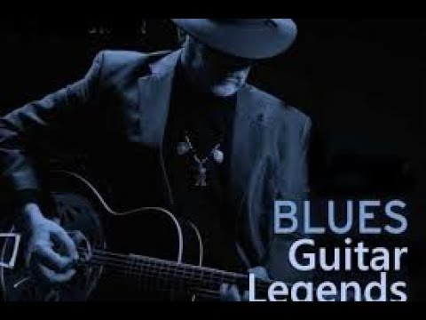 Slow Blues Backing Track