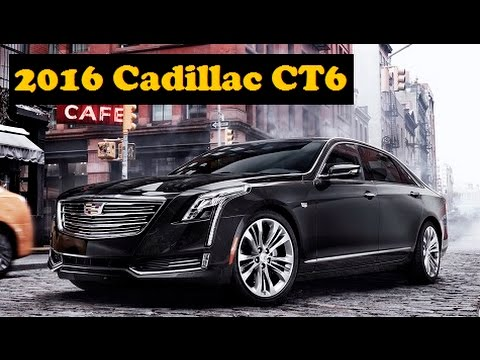 2016 cadillac ct6 price will start at 53 495 for the 2 0t model up to 83 465 for a ct6. Black Bedroom Furniture Sets. Home Design Ideas