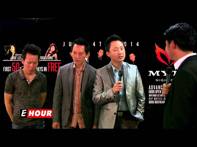 3HMONGTV E-HOUR[HD]:Yer Thao talks with Destiny Band about their last concert in 2014,