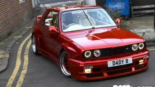 1990 BMW M3 TRIBUTE.wmv
