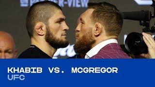 UFC | Khabib vs. McGregor: Het grootste UFC-gevecht ooit