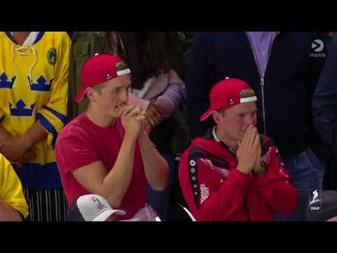 VM 2018 - Sverige vs Schweiz, Straffläggningen