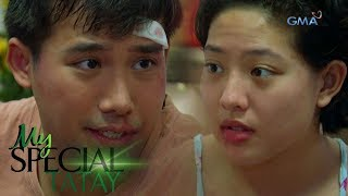 My Special Tatay: Don't disturb, on going ang labing-labing! | Episode 140