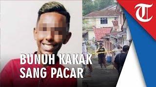 Gadis 15 Tahun dan Pacarnya Tega Bunuh sang Kakak, Tak Terima Dimarahi karena Bolos Sekolah