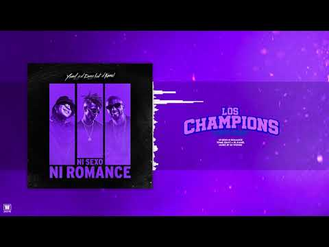 Yomil y el Dany – NI SEXO,NI ROMANCE ft. Kamel