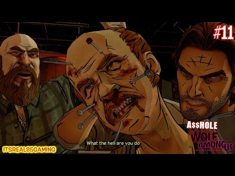 WE JUMPED HIM!! ( THE A$$HOLE WOLF AMONG US #11) WITH @ITSREAL85