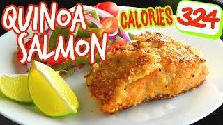 Quinoa Salmon