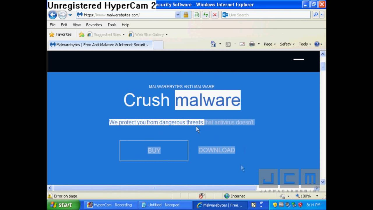 Malwarebytes for windows pc antivirus replacement | malwarebytes.