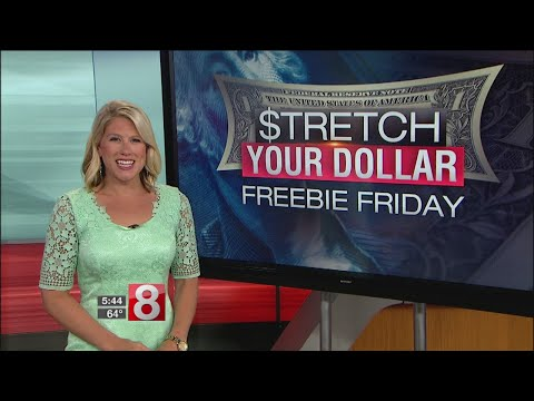 Freebie Friday! National Ice Cream Day is Sunday