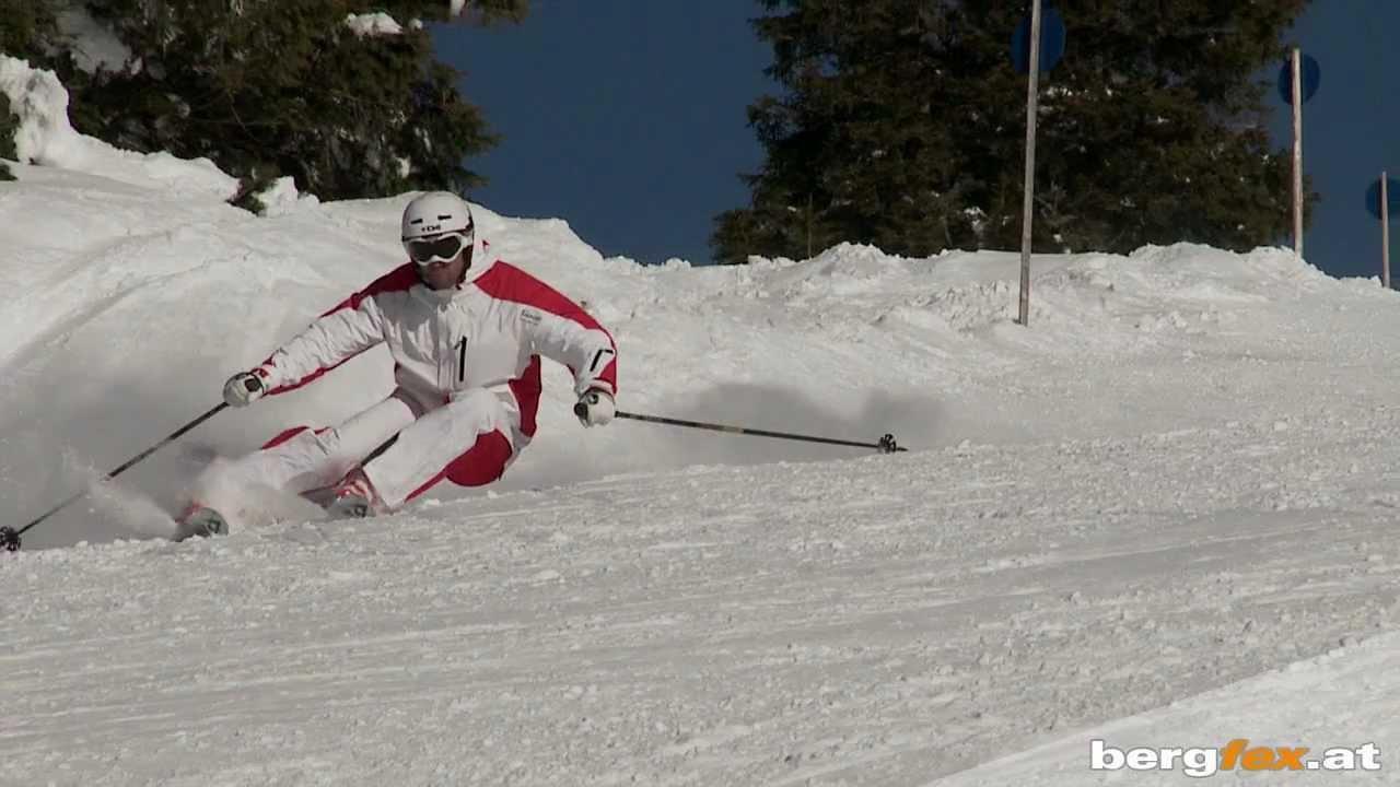 Bergfex skikurs carving technik für fortgeschrittene