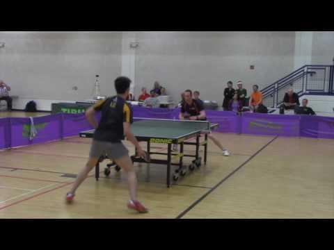 2016 Cincinnati Open Final Lester Lee (2312) vs. Samson Dubina (2614)