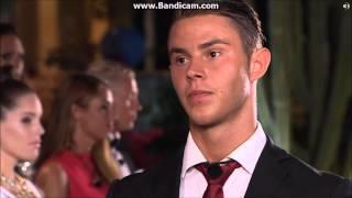 Martine og Pierre vinner Paradise Hotel Norge 2015