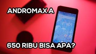Review Andromax A Indonesia - Melihat Performa si HP Super Murah