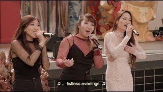 SBTN VOICE: Ái Ni, Vân Nhi, Ngọc Thùy Duyên mùi mẫn trong nhạc phẩm Biển Tình