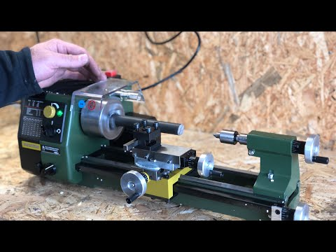 Testing Best Mini Metal Lathe
