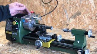 Testing Best Mini Metal Lathe