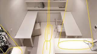 CERTUS Lighting Oval. Освещение офиса. Поставка от одного дня.