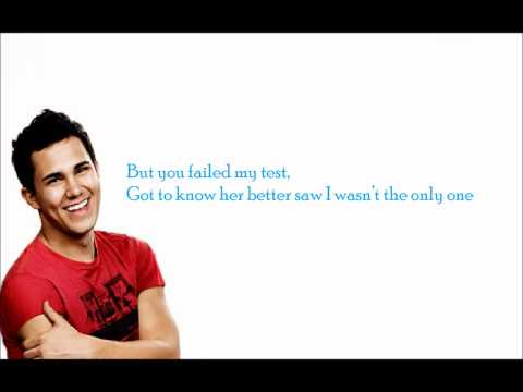 Big Time Rush ft. Jordin Sparks-Count On You with lyrics