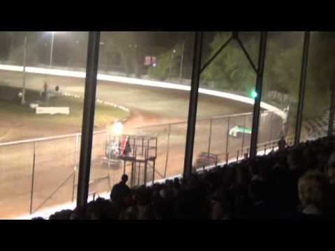 Jesse Glenz Wissota Mod Feat. Red Cedar Speedway April 27th 2012