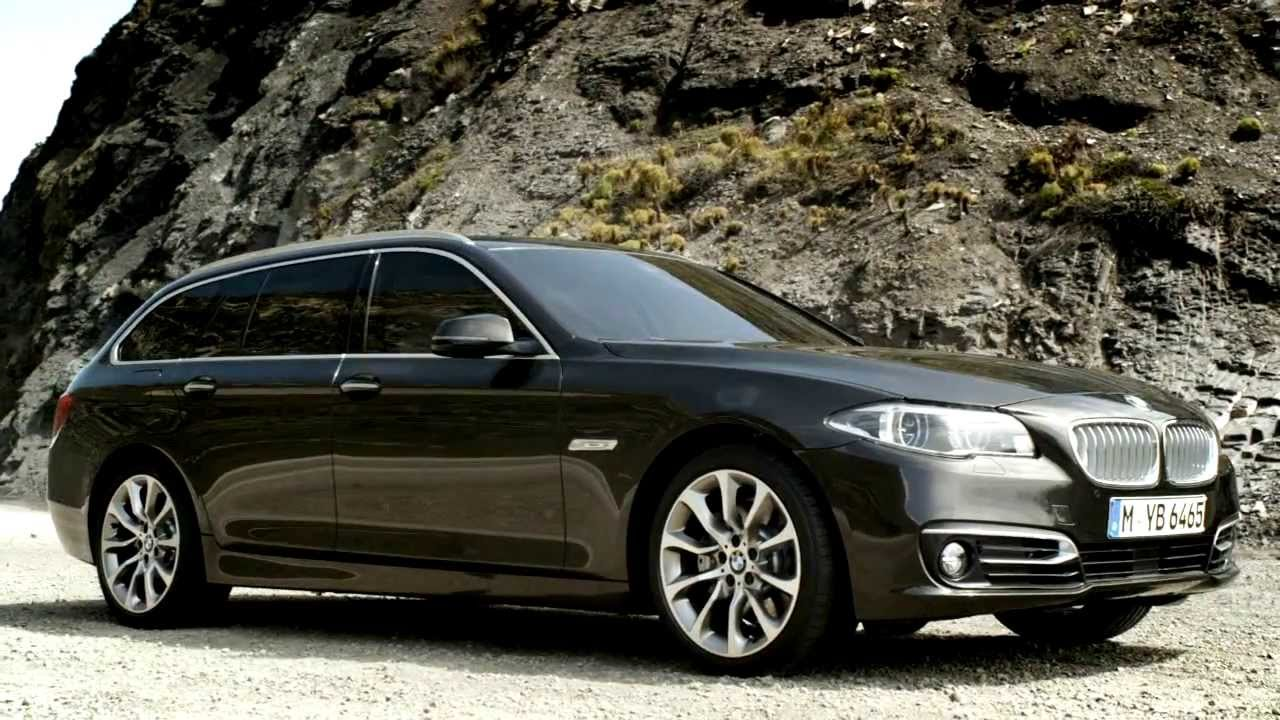 BMW 2014 5 Serise Launch Film F10 F11 F07 LCI - YouTube