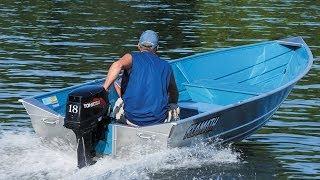 видео Обкатка лодочных моторов TOHATSU