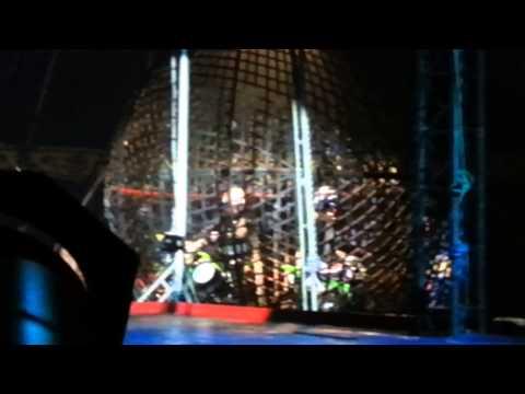 Extreme Death Ball at the Magic Circus of Samoa