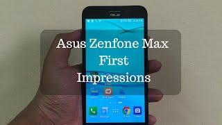 Asus ZenFone Max 2016 Review Videos