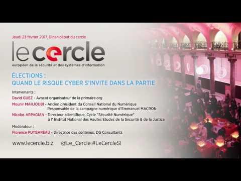 DEBAT DU CERCLE - Elections : quand le risque cyber s'invite dans la partie