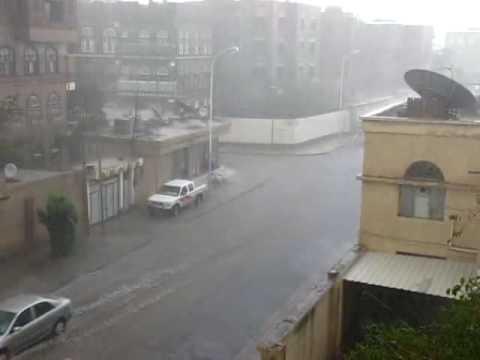 Sana'a Storm
