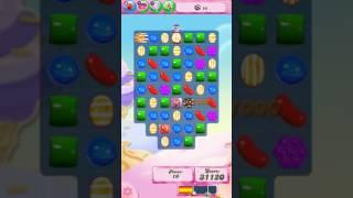 Candy Crush Saga Level 777 - NO BOOSTERS