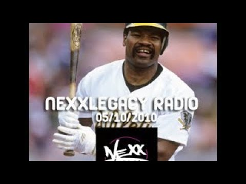 Nexxlegacy Sports Radio an interview with the late Dave Henderson