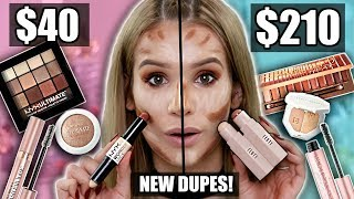 Video NEW CHEAP Drugstore Dupes for VIRAL HIGH END Makeup! download MP3, 3GP, MP4, WEBM, AVI, FLV Januari 2018