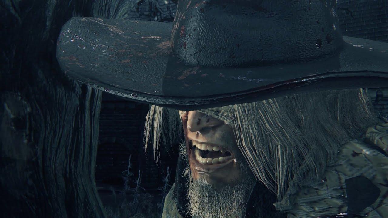 Bloodborne(ブラッドボーン) TGA 2014 ゲームプレイトレーラー