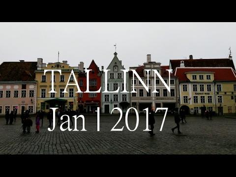 Tallinn trip | Jan 2017