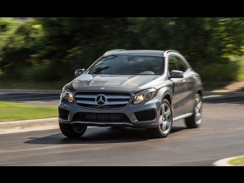 Mercedes-Benz GLA250 4MATIC 2016 Car Review