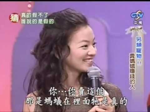 Guess - Taiwan talk show - Jan 2006