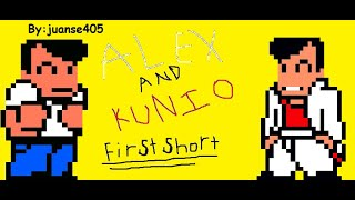 kunio kun's first short