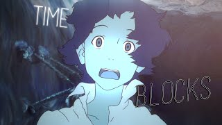 [AMV] Time Blocks - The Girl Who Leapt Through Time