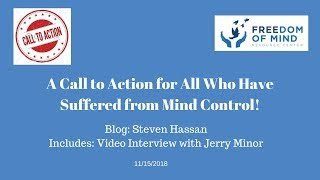 A Call to Action for All Who Have Suffered from Mind Control! thumbnail