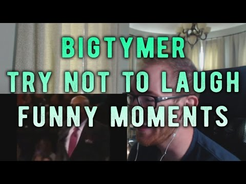 OpTic BigTymer - Try Not To Laugh Challenge - Funny Moments