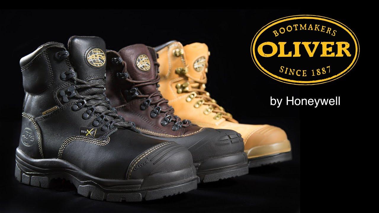 oliver boots gme supply youtube. Black Bedroom Furniture Sets. Home Design Ideas