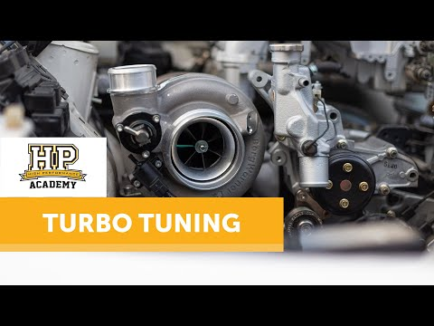 High BOOST Tuning! | How To Tune A Turbocharged Engine [FREE LESSON]
