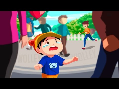 Thumbnail: Kids Learn What to do if Getting Lost - Teach Children Safety Tips - How to Prevent Getting Lost