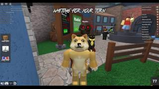 Roblox | Murder Mystery 2 | Playing as Doge