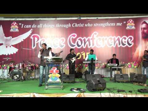 Peace conference | ongole 2015 | ya badhaleadu |  Sanath | Telugu Christian Song |